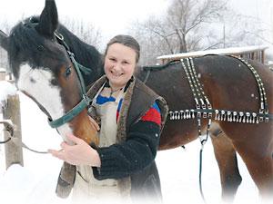 Поводок для лошади своими руками